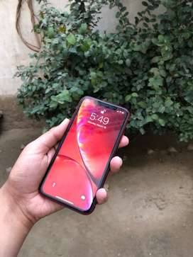 Iphone xr (product) red 64GB brand new condition