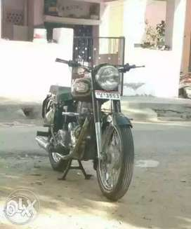 Royal Enfield Bullet 90000 Km 1992 year