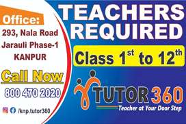 We Need Male and Female teacher For classes 1st to 12th