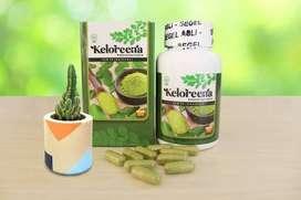 Obat Herbal Keloreena Original 100 kapsul