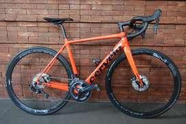 Roadbike Cervelo R3 2020 size 54 Diskbrake