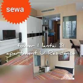 Tower 1, U Residence, Lippo karawaci, UPH karawaci, tangerang