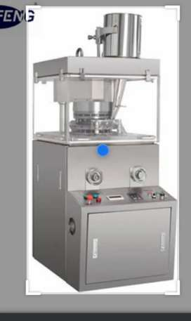 15 station rotary tablet machine (GMP)