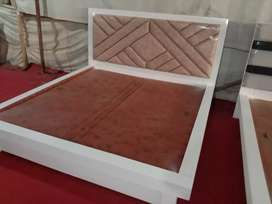 New Fresh Designer Double Bed With Storage Box More Design Available