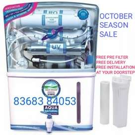 Aquafresh RO systems 7 Stages Water purification technologyat doorstep