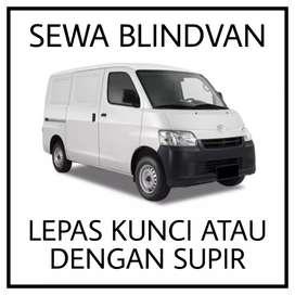 Sewa Rental Mobil Blindvan Van Box Bandung Angkutan Barang Lepas Kunci