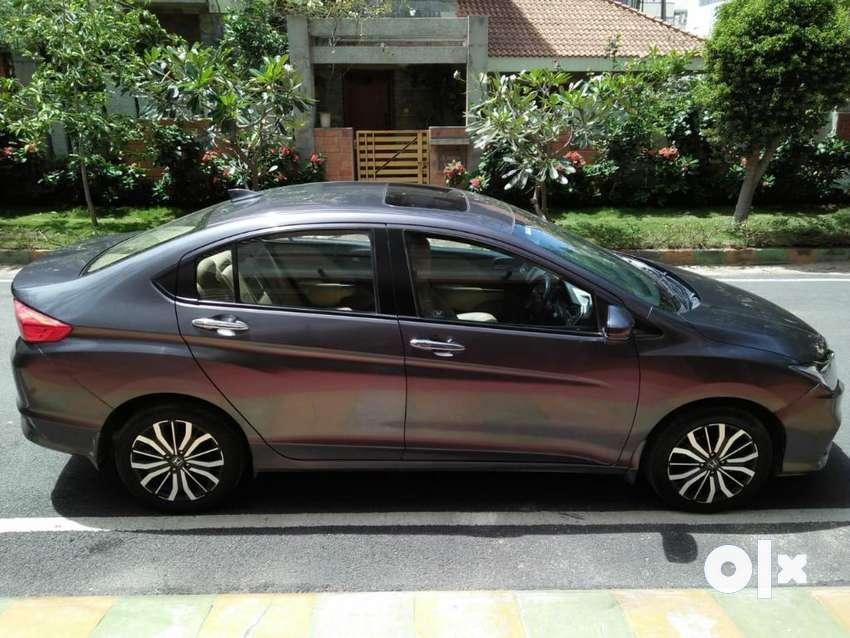 Honda City VX CVT, 2017, Petrol 0
