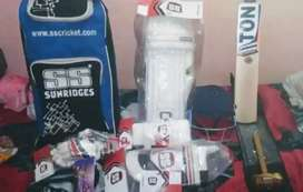 New SS Cricket kit Limited edition {{With Sports wear and Bat Hammer}}