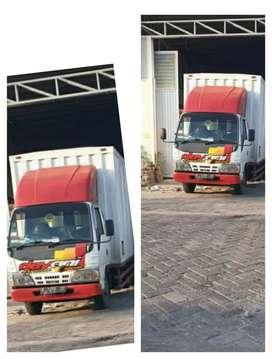 Rental cdd box, lintas Jawa timur - Yogyakarta - Semarang