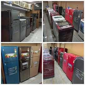 Good 5 year warranty delivery free mumbai fridge// washing machine