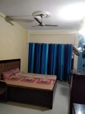 Fully Furnished single room in Crossing Republic,Ghaziabad.