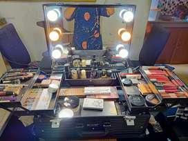 Beauty case Makeup artis