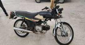 Honda Win 100 Tahun 2000