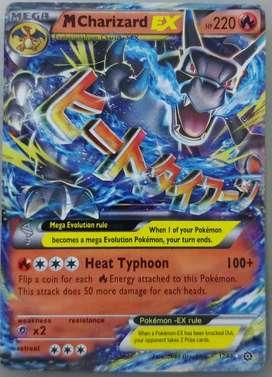 Mega Charizard EX|Pokémon Card|PSA 9