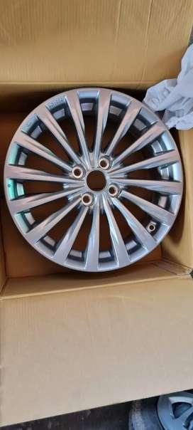 "Alloy wheel 16"""