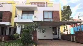 Kodigehalli 4Bhk Villa Triplex Jeevanadi Sanskar Fr Rent 55k