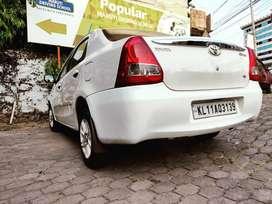 Toyota Etios 1.5 G, 2013, Petrol