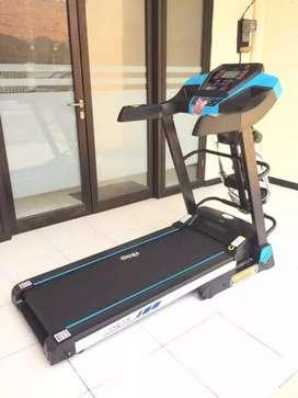 big treadmill elektrik Osaka AM-141 automatic incline