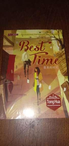 Novel Terjemahan BEST TIME
