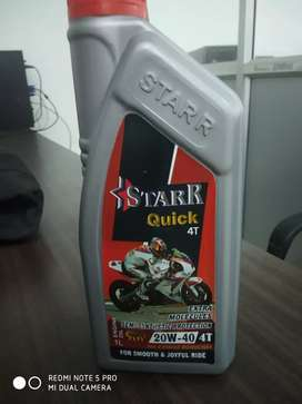 Star quick 4T engine oil