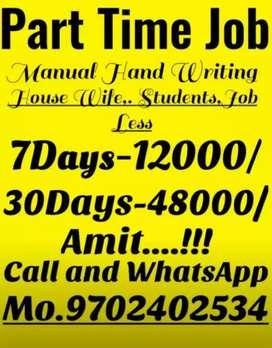Good hand writing you good income