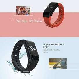 Smart Watch 4-Fit Heart Rate Blood Xiaomi Mi Band 2 Killer ( Mi A1 ) -