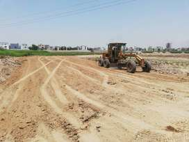 Ideally Located Residential Plot Of 5  Marla Is Available For Sale