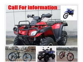 125cc neo Atv in petrol engine automatic