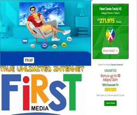 FIRSTMEDIA PROMO WIFI UNLIMITED INTERNET