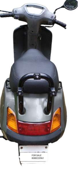 HONDA  ETERNO 150 c c scooter with gear