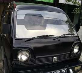 Suzuki Carry Minibus 1000cc Tahun 86 Irit, Bandel, Bayar Pajak Murah