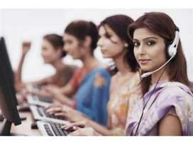 Urgent need in banking sector for female telecaller