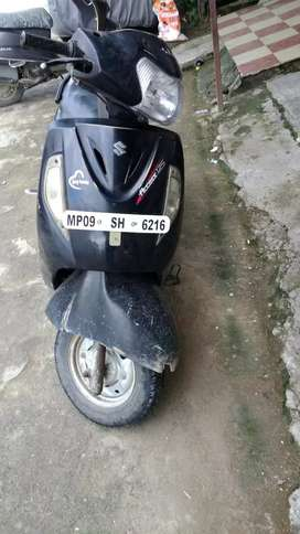Want to sell my Scooty.it is in Running condition