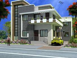 Underconstruction house for sale on Gollapudi