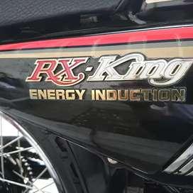 RX-King Restored Retro Classic