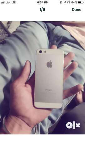I phone 5s good cindeson mobil