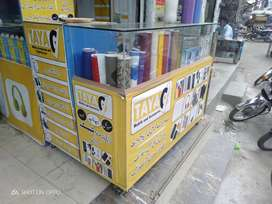 MOBILE Shop Front Counter