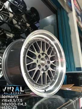 velg racing bisa credit velg ring 16 type celong 7,5/8,5 velg termurah