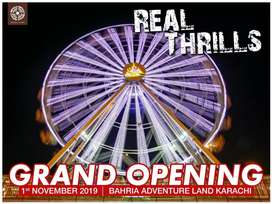 Available all types of locations of 250 yds in Bahria Town Karachi