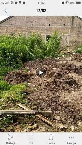 Jual tanah kosong siap bangun kontrakan/rumah tinggal