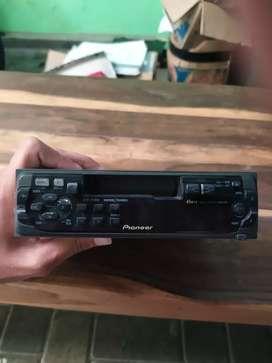 Tape Mobil Pioneer