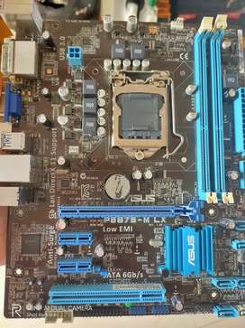 Asus B75M Mother BOARD -1155 Socket.
