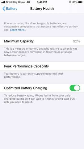 Apple iphone 8plus red