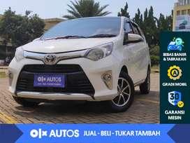 [OLXAutos] Toyota Calya 1.2 G M/T 2019 Putih