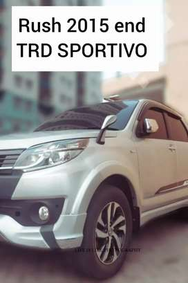 RUSH TRD Sportivo 1.5 Manual ISTIMEWA