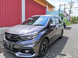 Honda New Mobilio 1.5 RS Manual MT 2020 grey Surabaya Sidoarjo gresik