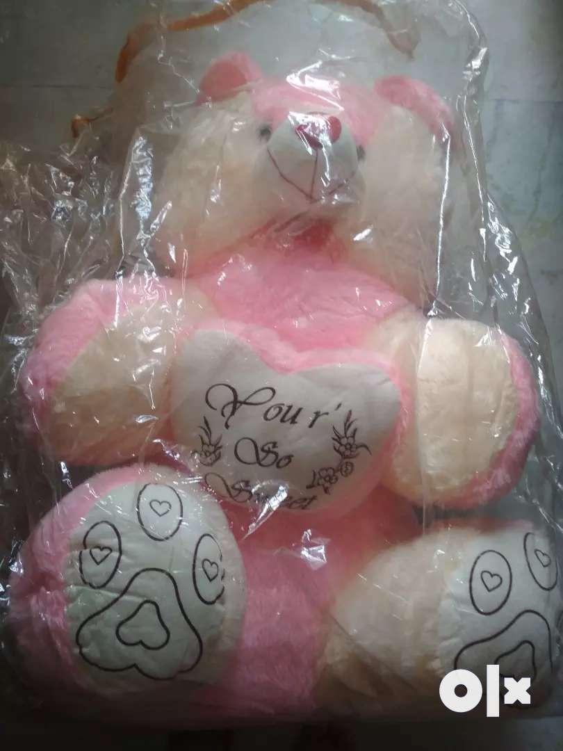 New packed Big soft teddy bear 0