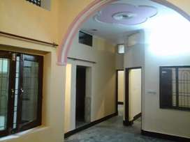 2BHK Independent portion for family, ground floor in Sidhharth nagar.