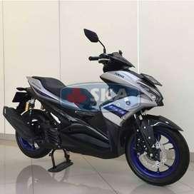 Yamaha Aerox 155R Tahun 2019 SKA MOTOR Termurah & Bergaransi