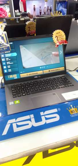 Laptop Asus Core i3 Harga 7jt.an Cicilan HCI Grtis 1x angsuran